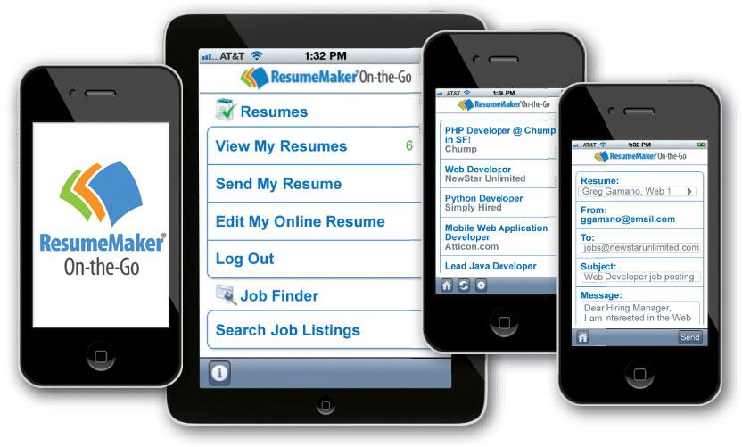 ResumeMaker® Professional 18.0 - Write a Better Resume. Get a Better ...